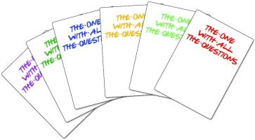 The One With All Cards Friends-Cards-Against-Humanity