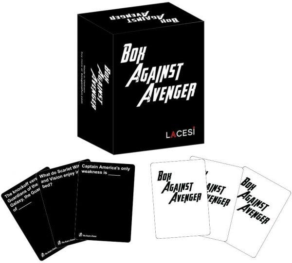 Avengers Against Humanity1